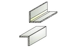 Formteil L-Winkel mit Fase
